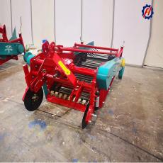 奥华厂家供应新款高效率动刀切盘红薯收获机