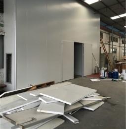 塘厦黄江专业岩棉玻镁彩钢板隔墙吊顶工程
