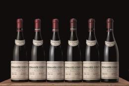 2004年罗曼尼康帝红酒回收价格值多少钱一瓶