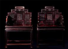 2019年清紫檀太师椅价值怎么样
