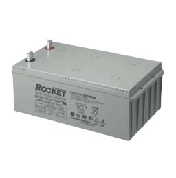 ROCKET蓄电池ESH 100-12 12V100AH质量采购