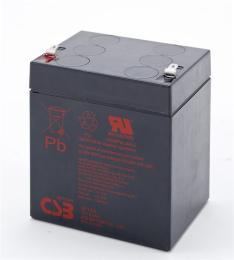 CSB直流屏蓄电池GP1245 12V4.5AH规格尺寸