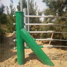 喷塑缆索护栏绳索缆瑞景区隔离栅量大从优