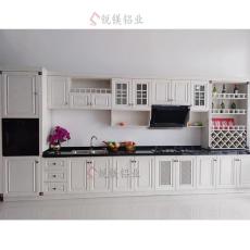 广东橱柜型材铝合金客厅柜北欧式全铝家具