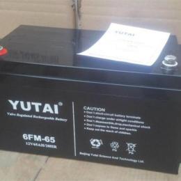 宇泰蓄电池6FM-33 12V33AHUPS专用