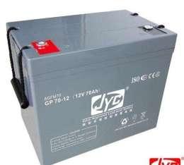 金悦城GL2-500 型号参数蓄电池