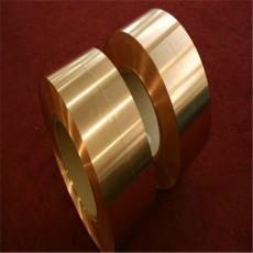 供應CuBe2.0高硬鈹青銅 CuBe2.0鈹銅帶廠家