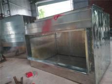 重慶大潤風管加工廠專業消聲靜壓箱定制加工
