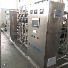 四川藥業用1噸/時超濾反滲透純水設備多少錢