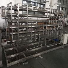 桐城礦用1噸/時二級單機納濾反滲透設備廠家