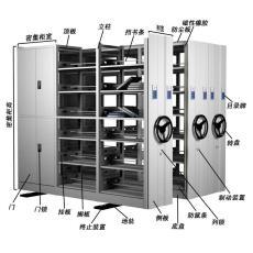檔案密集架-暢銷全國