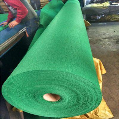 厂家直销平顶山洛阳盖土专用阻燃聚酯防尘布