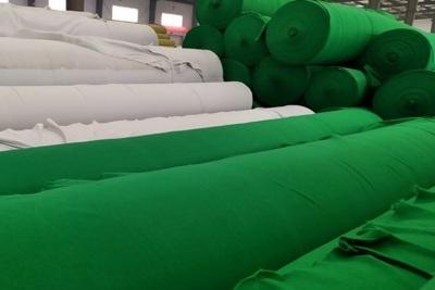 周口漯河济源优质绿色聚酯防尘布生产厂家