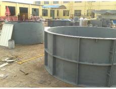鋼絲網立柱模具是如何施工的詳解