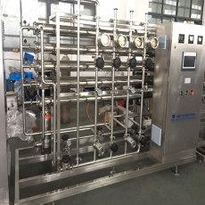 四川醫院用1噸/時輸液一級納濾反滲透設備