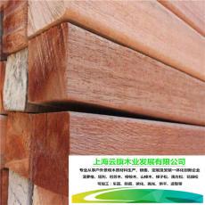 紅柳桉木棧道工程紅柳桉防腐木戶外地板價格