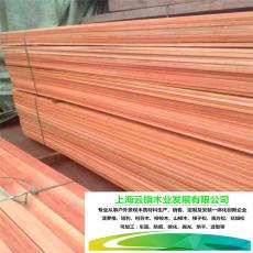 印尼红柳桉木加工柳桉木防腐木会有色差吗