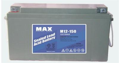 MAX鉛酸免維護蓄電池M12-38 12V38AH低價