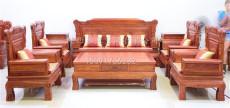 西安古典沙发 仿古沙发 红木沙发 榆木沙发
