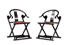 紫檀交椅鉴定的基本要素