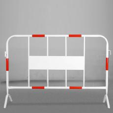 马路临时道路隔断铁马护栏 施工围栏可移动