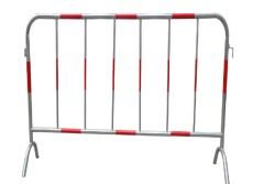施工圍欄可移動馬路臨時道路隔斷鐵馬護欄