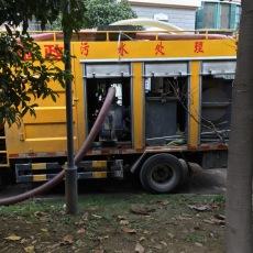 南京管道疏通管道清淤清理化粪池
