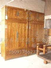 西安仿古衣柜  红木衣柜 实木衣柜