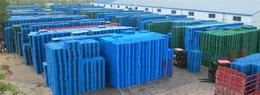 沈阳木托盘专业回收塑料拍子大量回收地拍子