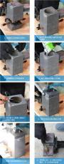 放热焊粉产品施工操作图