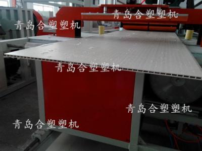青岛合塑塑机介绍塑料挤出机的温度控制