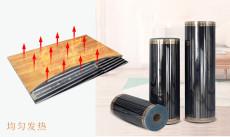 石墨烯地暖 電熱膜發熱快 溫暖舒適不干燥