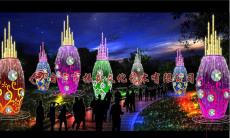 民俗灯会灯展设计/城市氛围亮化/动感时代