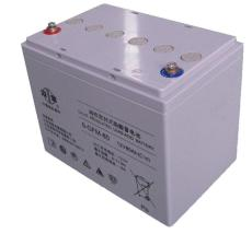 雙登蓄電池6-GFM24    12V24AH