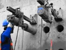 太原水钻打孔公司钻孔 工程钻孔 墙体钻孔