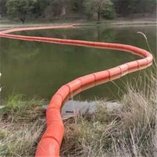 水庫攔船浮標安全環保型攔污浮排裝置