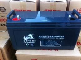 圣普威蓄电池6-GFM-4正品销售