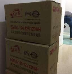 圣普威蓄电池6-GFM-4工厂销售