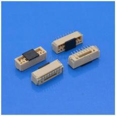 1.25間距立貼WAFER針座 GH1.25SMT連接器