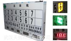 天傲无线安灯系统电子看板andon系统TA-U978