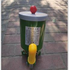 js750搅拌机手动润滑油泵 四出口黄油泵