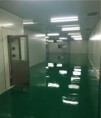 长安虎门专业岩棉彩钢板隔墙无尘车间工程