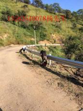高速公路波形防撞喷塑护栏批发郑州新乡安装