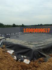 漯河三門峽誰做養豬場沉淀池黑膜加蓋工程