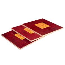 河北邯鄲覆膜竹膠板雙面可用森宇膠合板