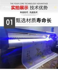 uv卷材噴繪機 5D壁紙壁畫萬能UV打印機 大型
