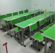 批发折叠桌合肥学生课桌椅辅导班学习桌