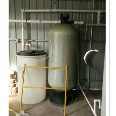 四通镇锅炉厂专用2吨软化水设备 除垢设备