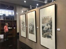 江西南昌成方书画展板租赁展览搭建策划活动