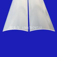 东莞华通塑胶挤出线型灯PC灯罩
